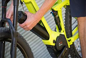 Come devo conservare la batteria della e-bike?