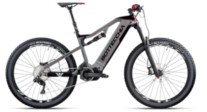 E-MTB FULL SUSPENSION